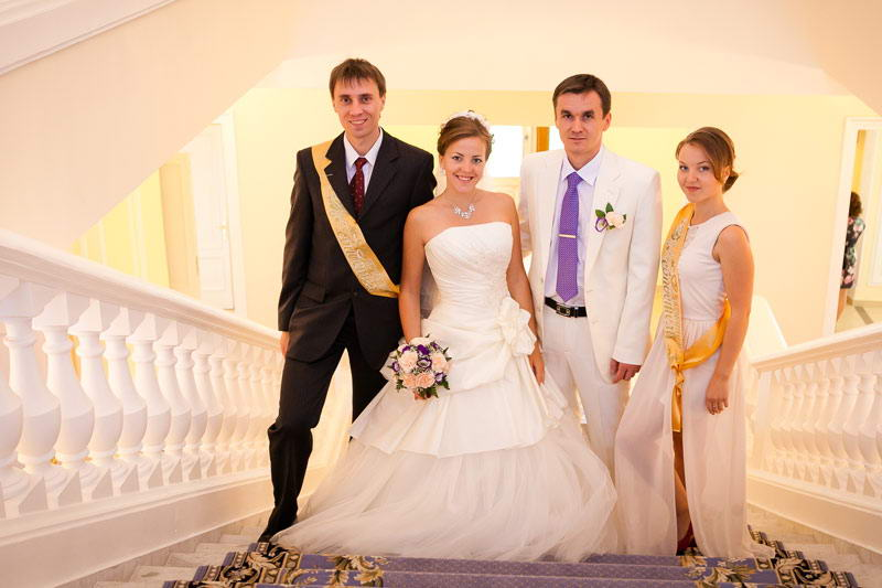 Свидетель на свадьбе кто это